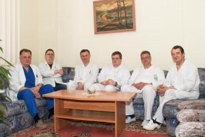 chirurgai sedi